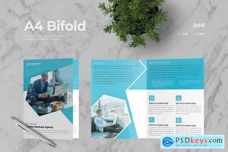 Business Bifold Brochure Bundle