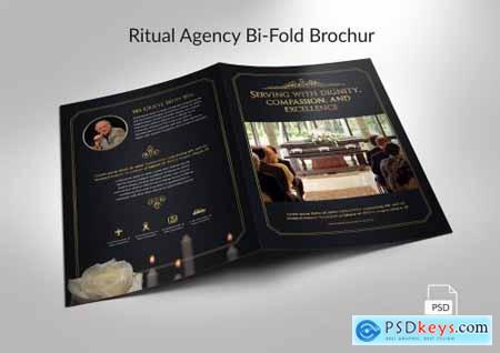 Ritual Agency Bi Fold-Brochur 3314066
