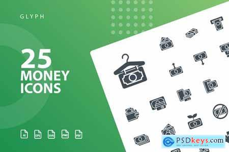 Money Icons Pack
