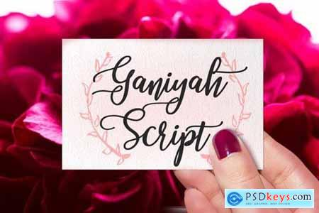 Ganiyah Script 1532685