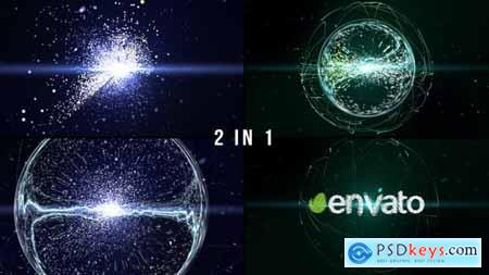 Videohive Particle Effect 2 (Explosion of Galaxy) 954457