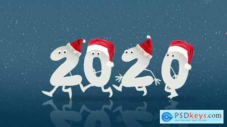 Videohive Christmas and New Year Opener 25162397
