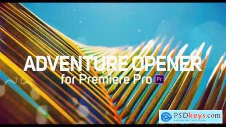 Videohive Adventure Opener for Premiere Pro 25169323