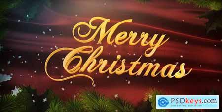 Videohive Christmas Greetings 14169030