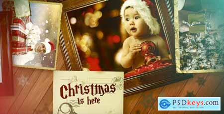Videohive Christmas Family Slideshow 13964822