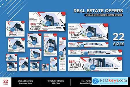 Real Estate Web Ad Banners