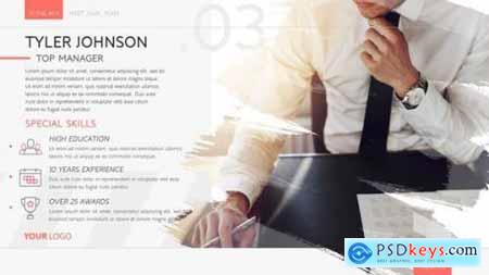 Videohive Modern Promotion Corporate 25167087