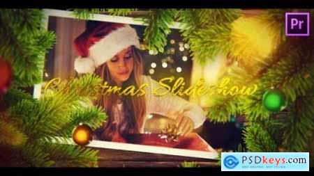 Videohive Christmas Wishes Slideshow for Premiere Pro 25178203