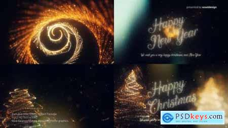 Videohive Happy New Year and Happy Christmas Opener 25181799