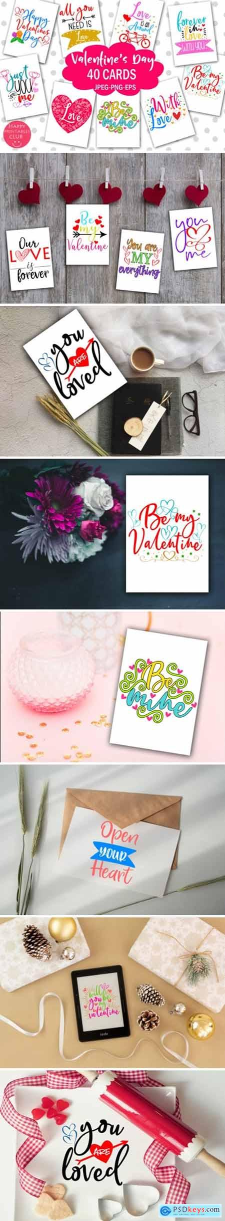 Cute Valentines Day Cards-Valentines 2149367
