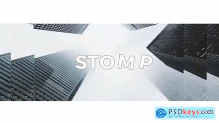 Videohive Stomp Intro Stop Motion 21779553