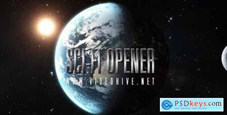 Videohive Sci-Fi Opener 3422534