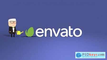 Videohive Cartoon Logo Reveal 21475507