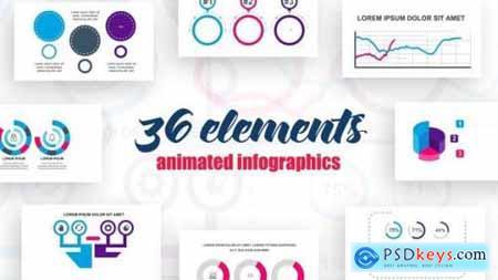 Videohive Infographics Elements vol.5 25174622