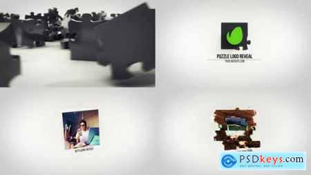 Videohive Puzzle Logo Reveal 25103722