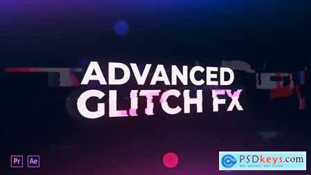 Videohive Advanced Glitch FX - 24196242
