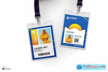 Cummy Cummer - Summer Event Id Card HR