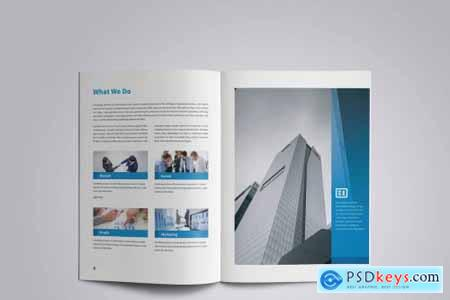 Corporate Business Brochure 4339731