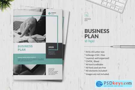 Business Plan 4339871