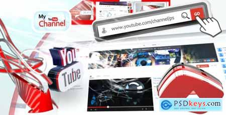 Videohive Your YouTube Channel 7046540