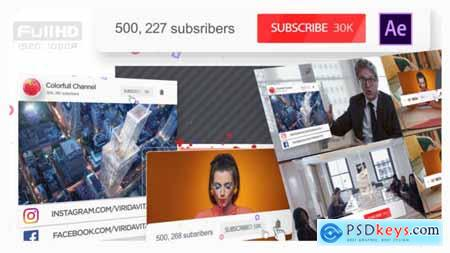 Videohive Youtube Marker 22764207