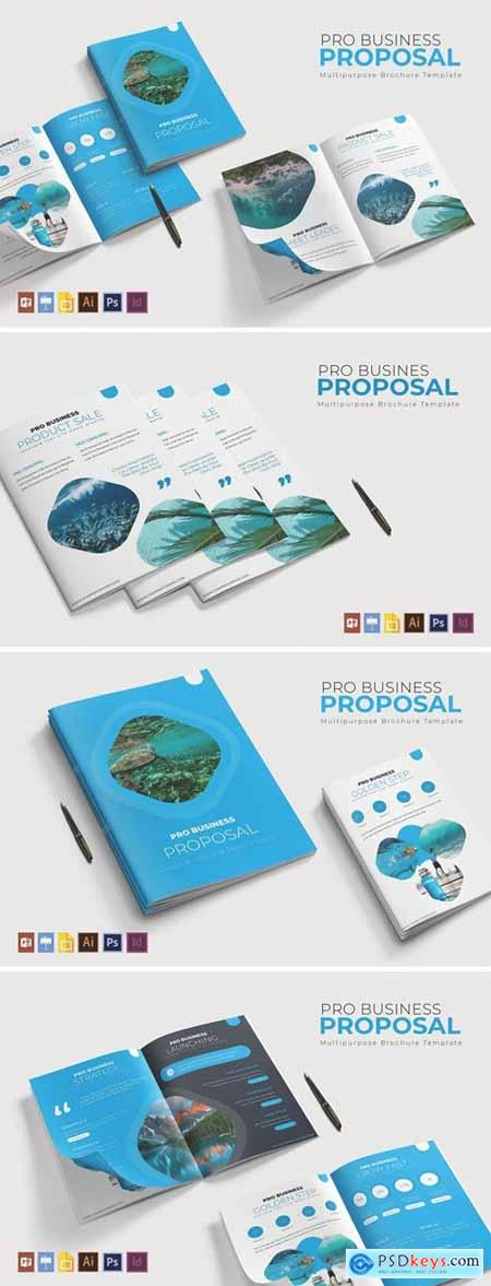 Pro Business - Proposal