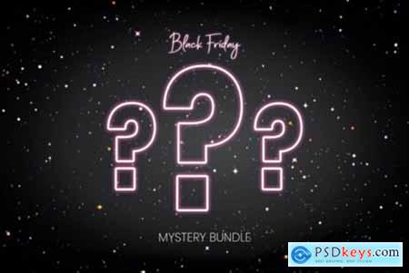 Black Friday Mystery Bundle
