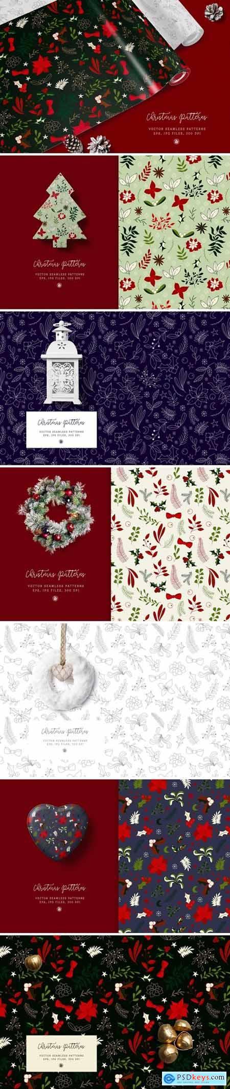Christmas Patterns vol2