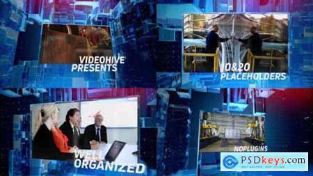 Videohive Glass Corporate Slideshow 22448540