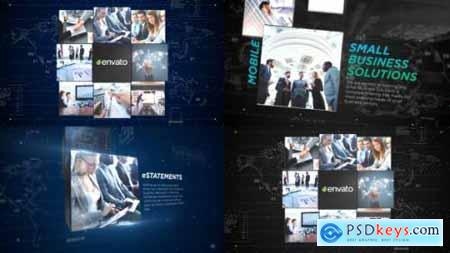 Videohive Corporate Promo Pack 13930994