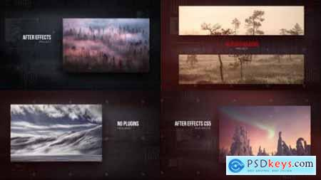 Videohive Tech Slideshow 13537344