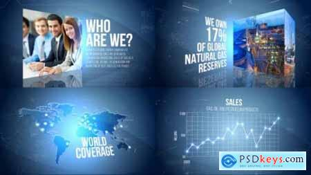 Videohive Corporate Presentation 14684506