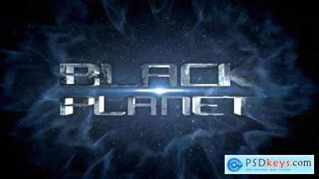 Videohive Black Planet Trailer 12934456