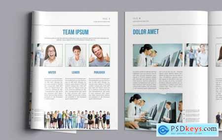 Corporate - Brochure Template