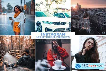 Instagram Lightroom Presets 4108675
