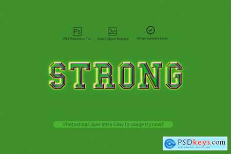 Bundle Photoshop Layer Styles 4073173