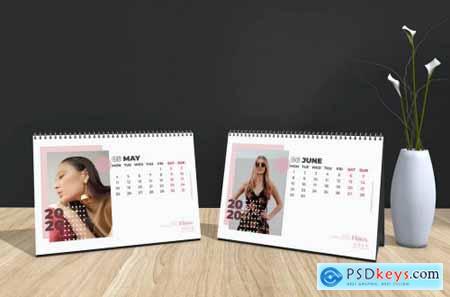 Fines - Fashion Table Calendar 2020