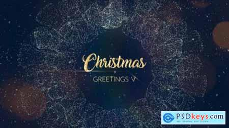 Videohive Christmas Greetings V After Effects Template 24935145