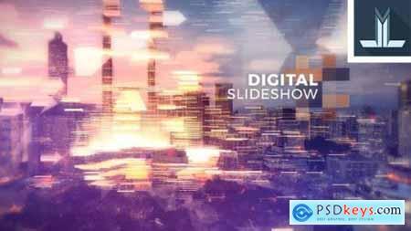 Videohive Digital Slideshow 20879736