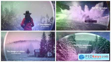 Videohive Christmas Opener - Winter Slideshow 19381009