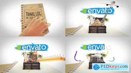 Videohive Our Holiday Modular Logo Reveal 23230744