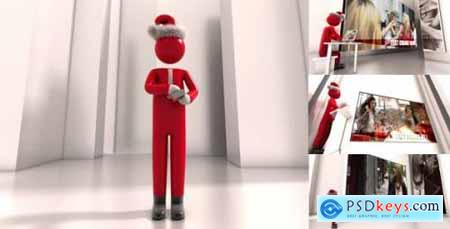 Videohive Christmas Greetings With Businessman 6295801
