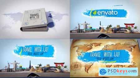 Videohive Travel and Photo Book Bundle 23206860
