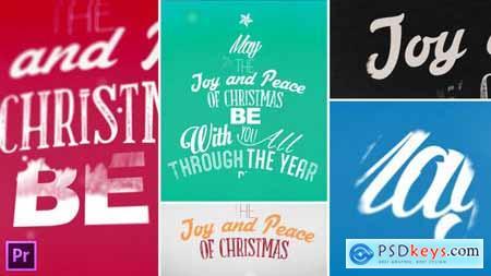 Videohive Christmas Wish Premiere Pro 25050977