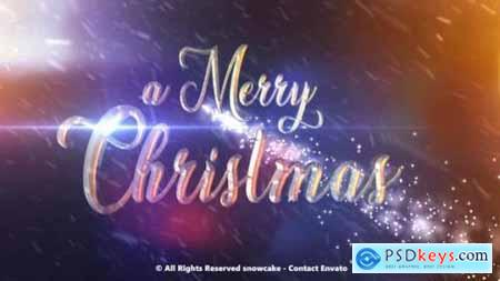 Videohive Christmas Is In The Air 25180966