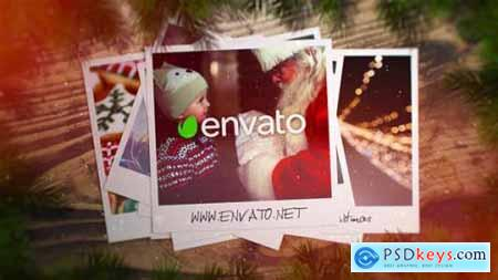 Videohive Christmas Photo Opener 21059106