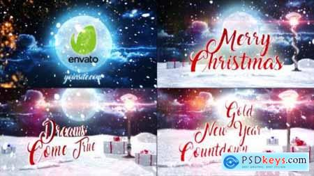 Videohive Christmas Greetings 25194762