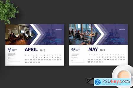 2020 Multi Purpose Business Caelndar Pro