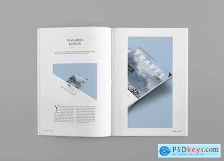 Portfolio Template Vol8