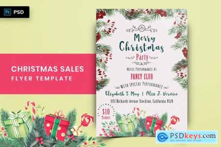 Christmas Offer Sales Flyer-02